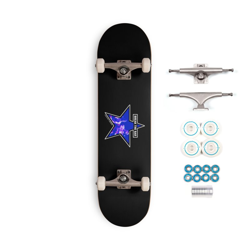 Knockout Accessories Complete - Basic Skateboard by Break The Bar