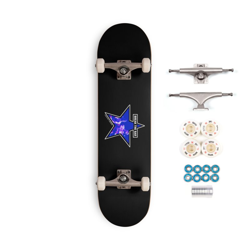 Knockout Accessories Complete - Premium Skateboard by Break The Bar