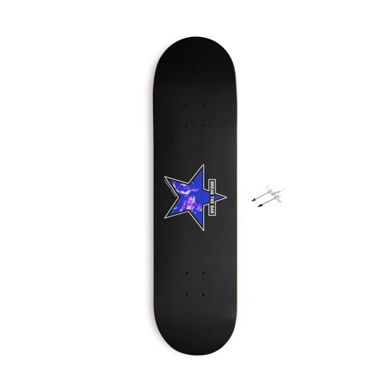 Knockout Accessories Skateboard by Break The Bar