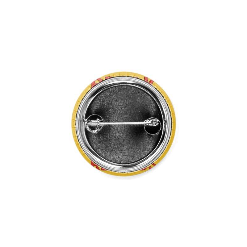 Break Records Accessories Button by Break The Bar