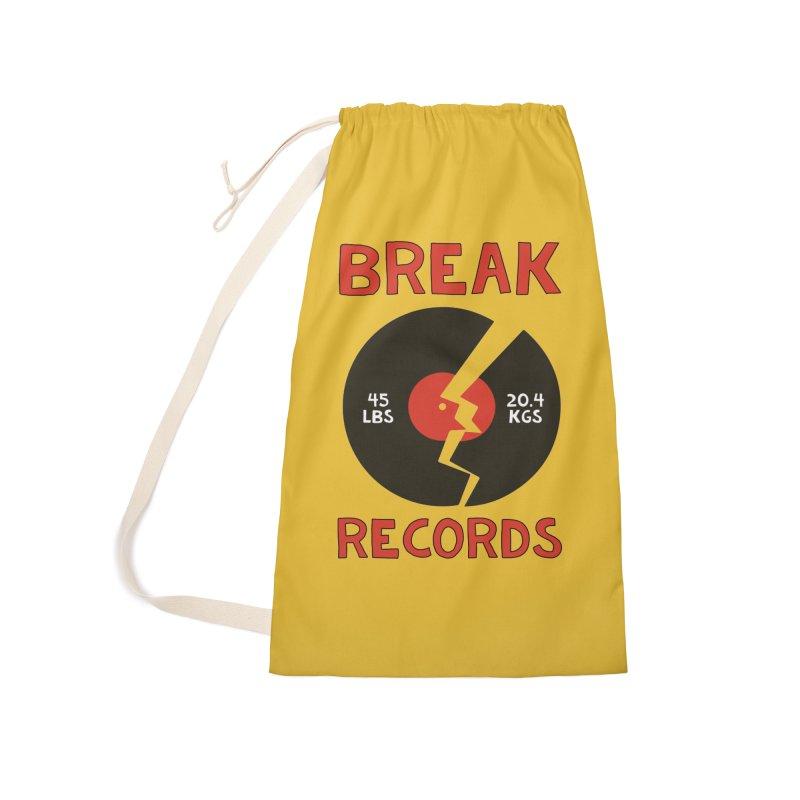 Break Records Accessories Bag by Break The Bar