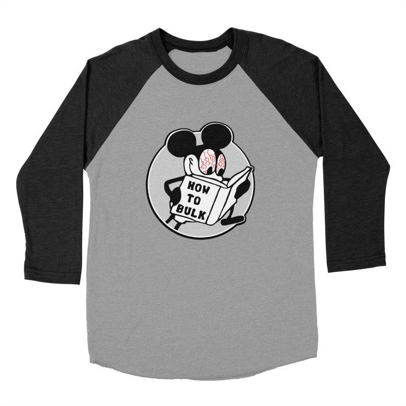How To Bulk Men's Baseball Triblend Longsleeve T-Shirt by Break The Bar