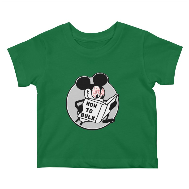 How To Bulk Kids Baby T-Shirt by Break The Bar