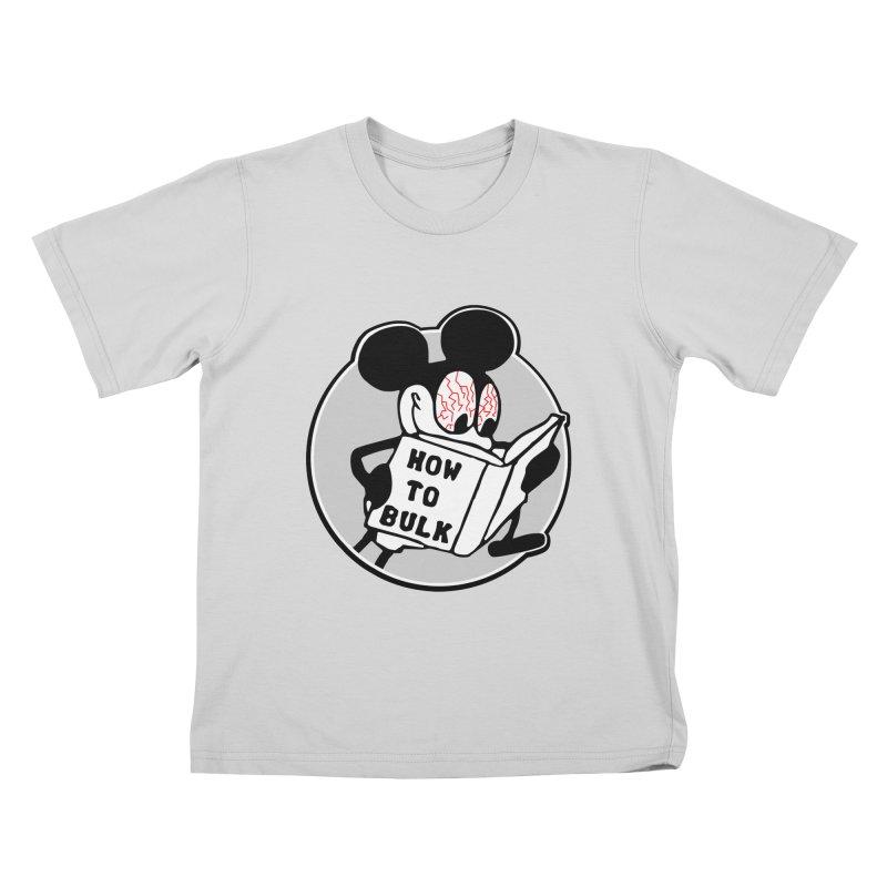 How To Bulk Kids T-Shirt by Break The Bar