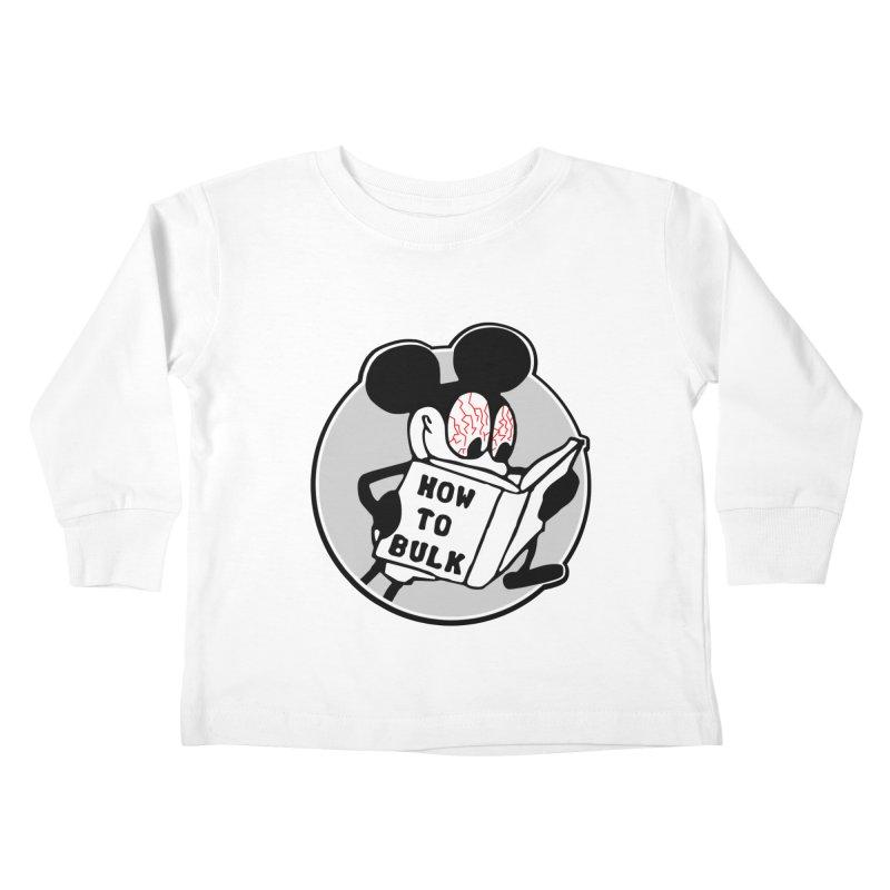 How To Bulk Kids Toddler Longsleeve T-Shirt by Break The Bar