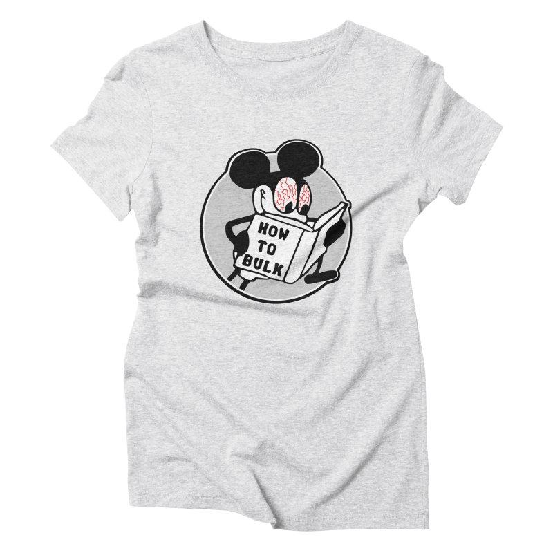 How To Bulk Women's Triblend T-Shirt by Break The Bar