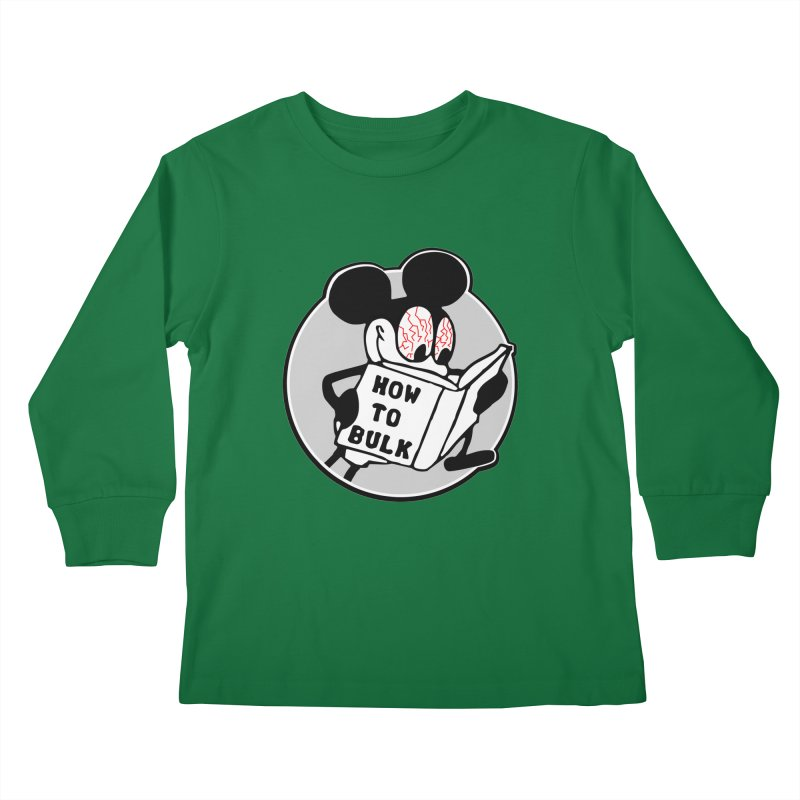 How To Bulk Kids Longsleeve T-Shirt by Break The Bar