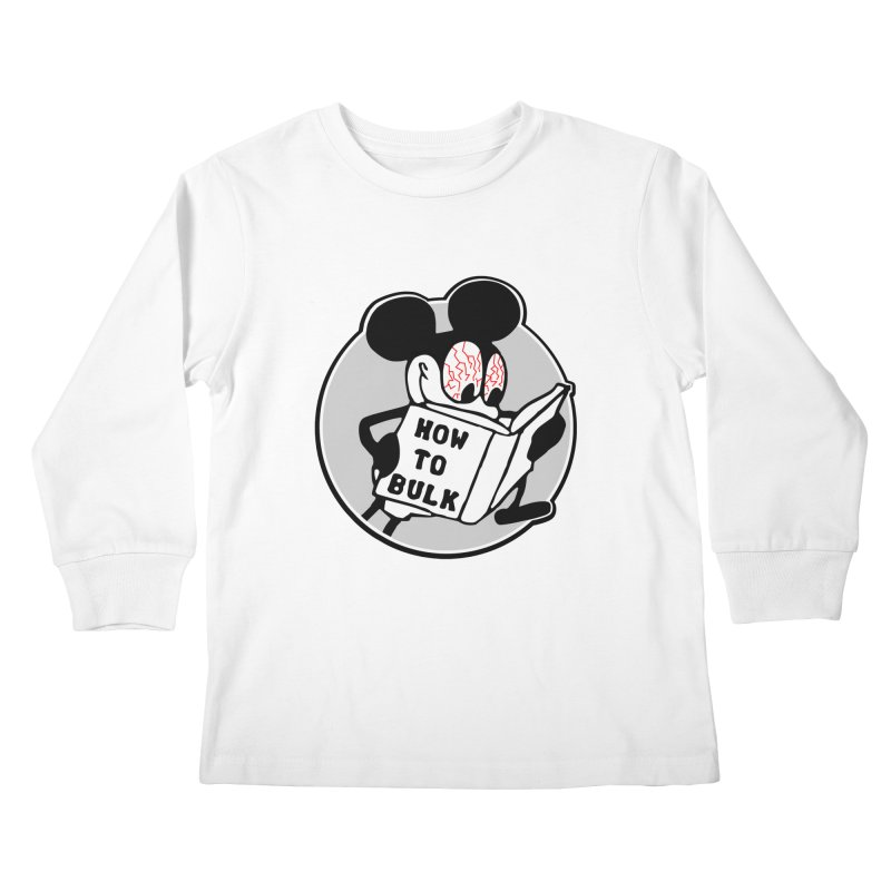 How To Bulk Kids Longsleeve T-Shirt by Break The Bar