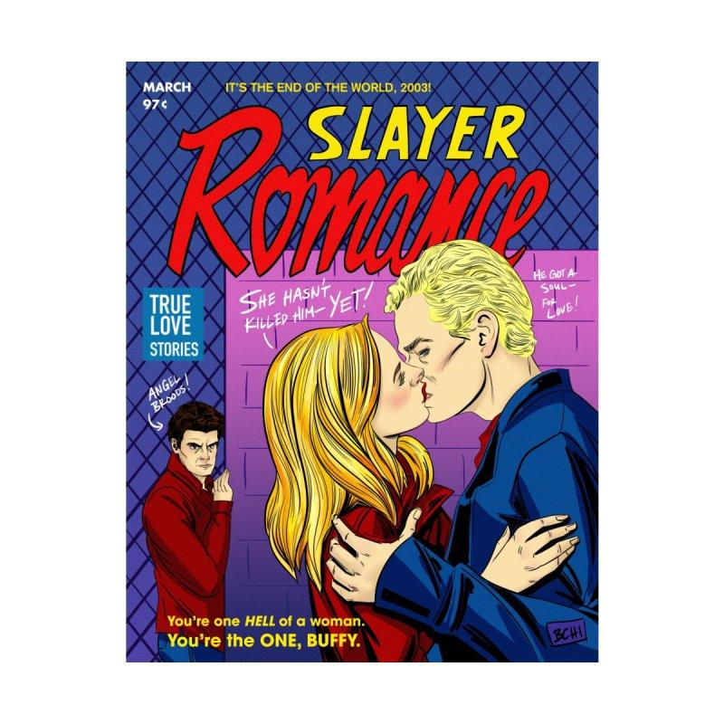 Slayer Romance Women's Muscle Tank by BCHI LA