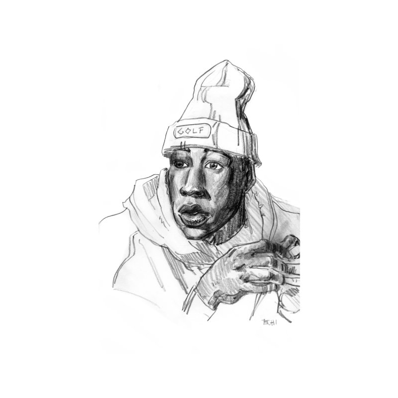 Tyler in Graphite by BCHI LA