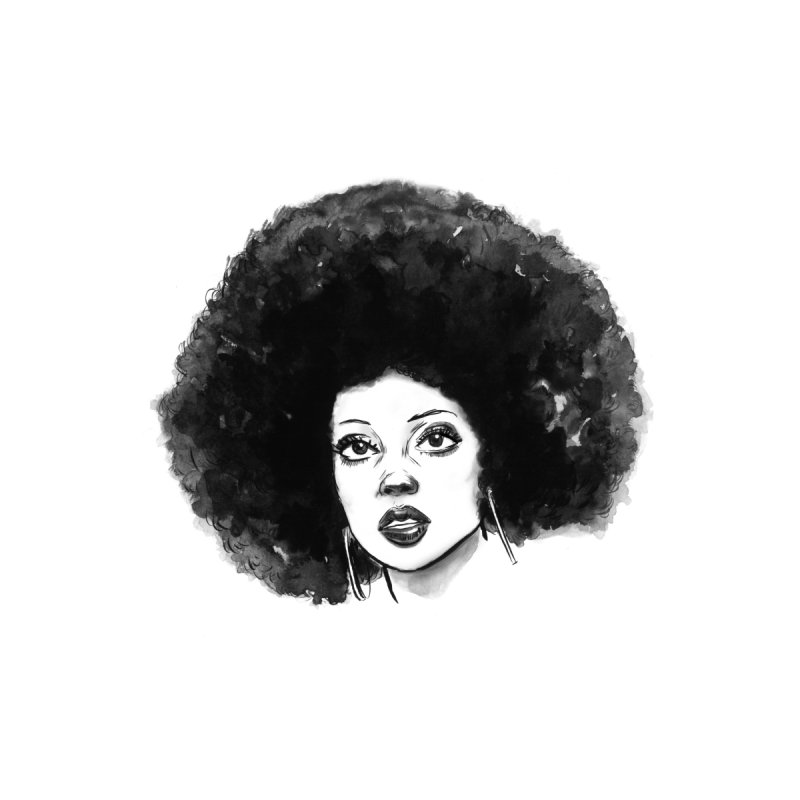 Diana Ross (70s) by BCHI LA
