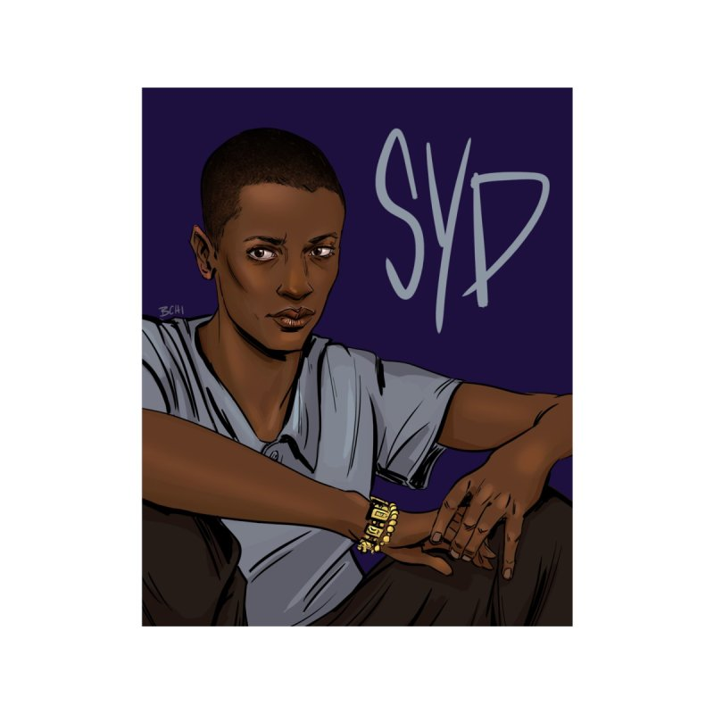 Syd Tha Kyd (The Internet, Odd Future) by BCHI LA