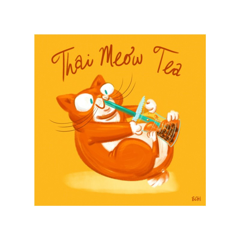Thai Meow Tea by BCHI LA