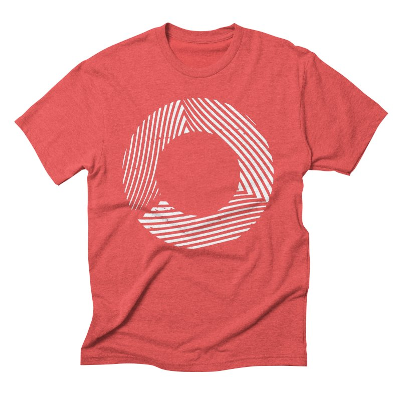 Contort Men's Triblend T-shirt by Brent Galloway's Shop