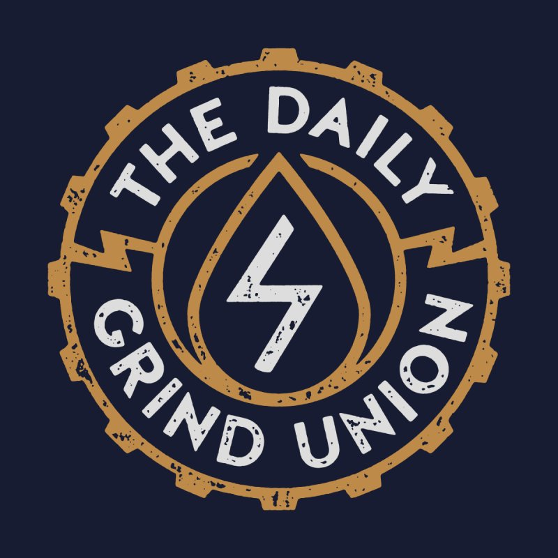 Daily Grind Union None  by Brent Galloway's Shop