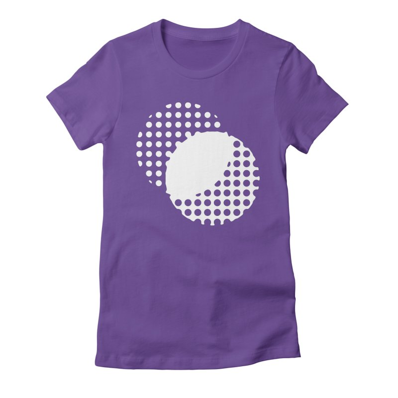 Meshed Women's Fitted T-Shirt by Brent Galloway's Shop