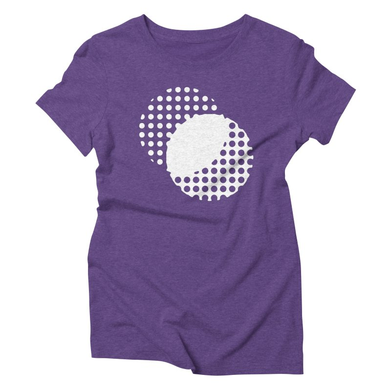 Meshed Women's Triblend T-shirt by Brent Galloway's Shop