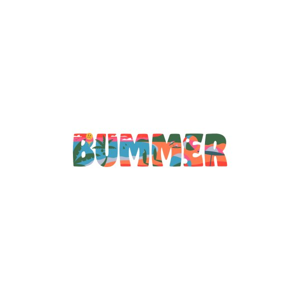 image for BUMMER SUMMER