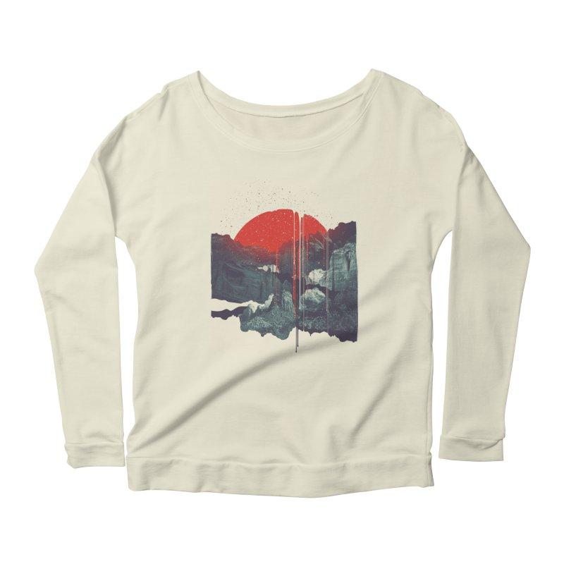 Sun Spills; Night Falls   by Brent Schoepf Makes Shirts