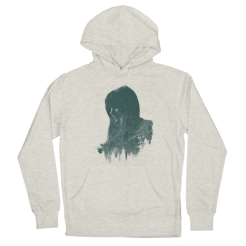 Fauna Men's Pullover Hoody by Brent Schoepf Makes Shirts