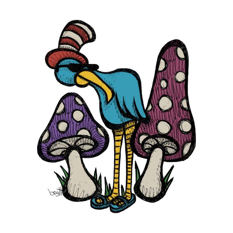 Festival Bird by brettgilbert's Artist Shop