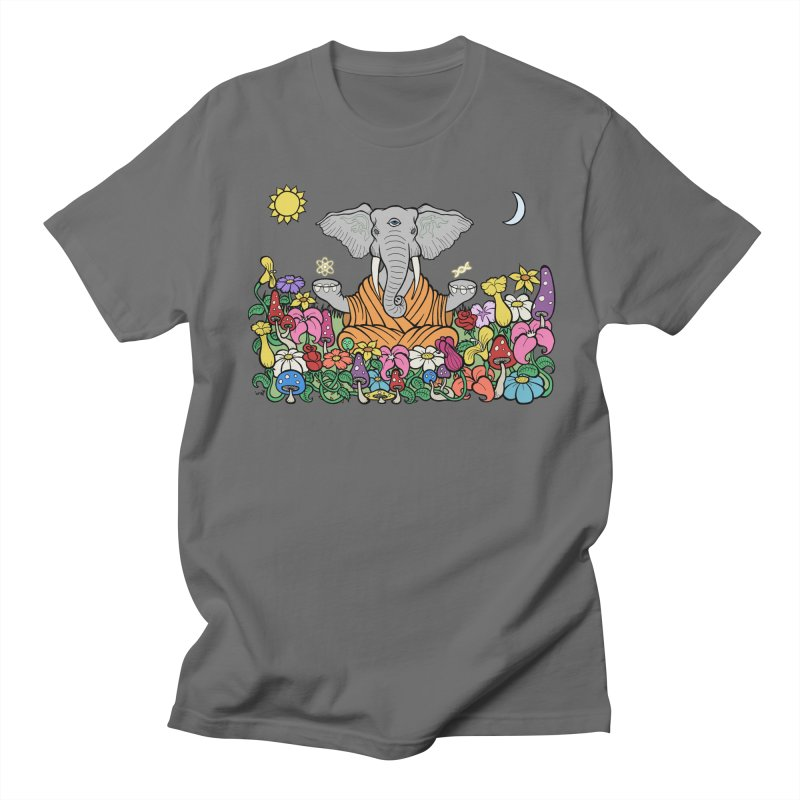 Third Eye Elephant Men's Lounge Pants by brettgilbert's Artist Shop