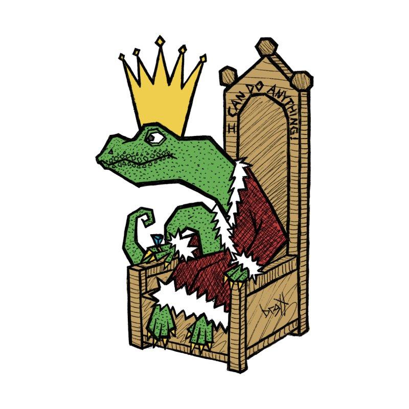 The Lizard King by brettgilbert's Artist Shop