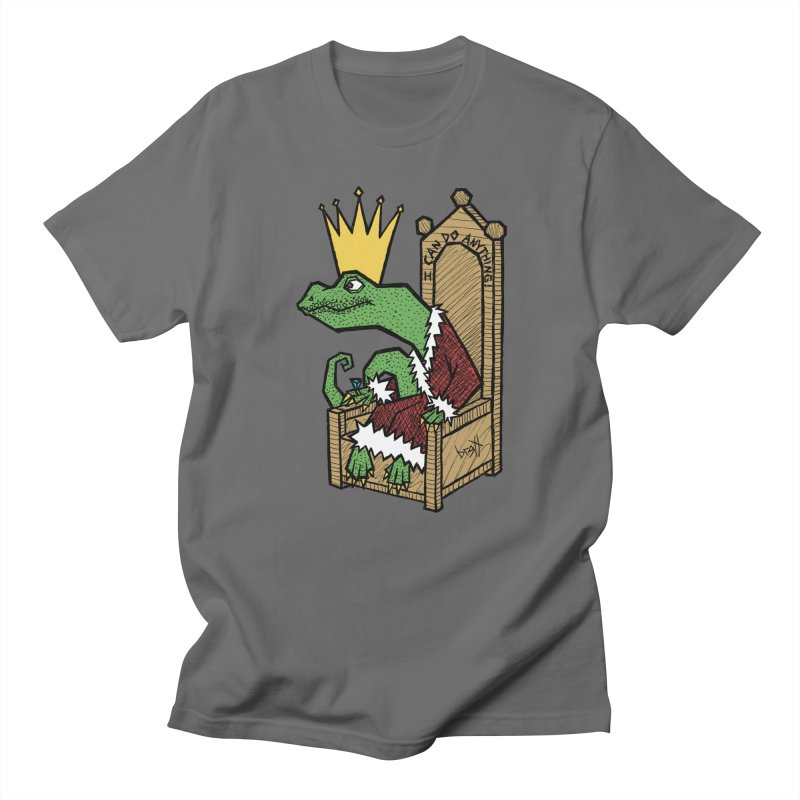 The Lizard King Men's Lounge Pants by brettgilbert's Artist Shop