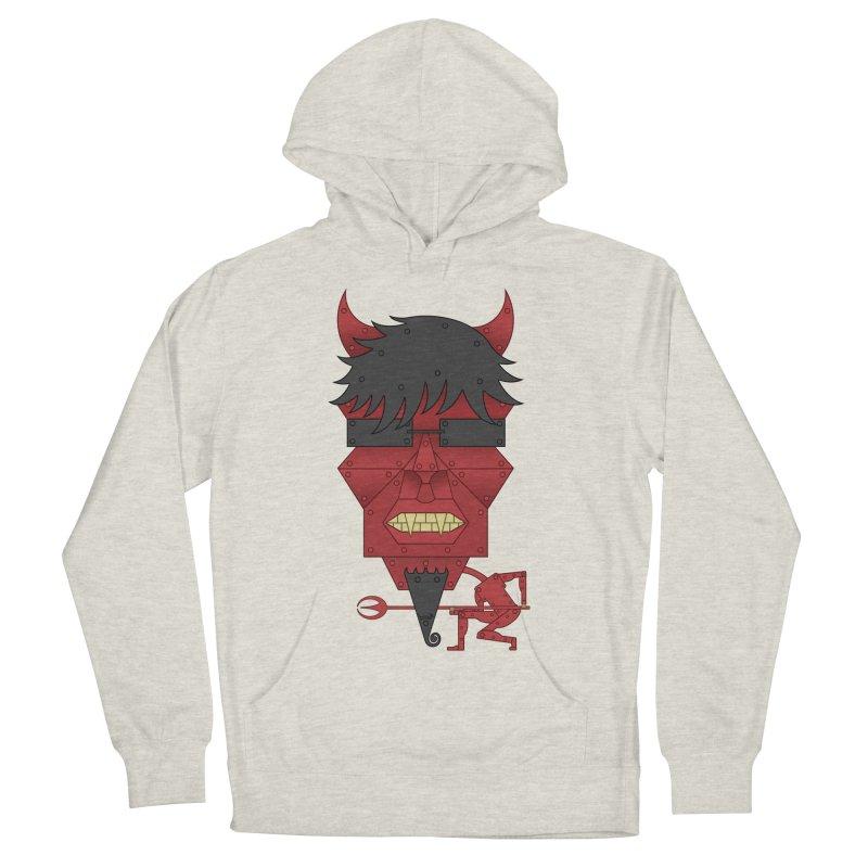 The Devil Men's Pullover Hoody by brettgilbert's Artist Shop