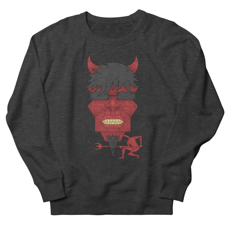 The Devil Women's Sweatshirt by brettgilbert's Artist Shop