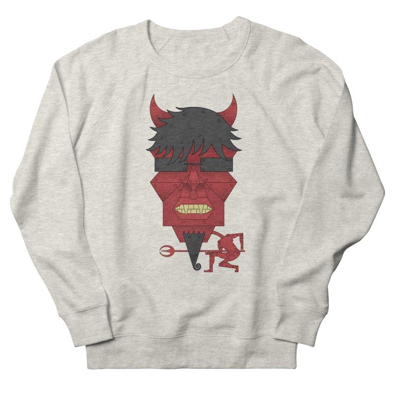 The Devil Women's French Terry Sweatshirt by brettgilbert's Artist Shop