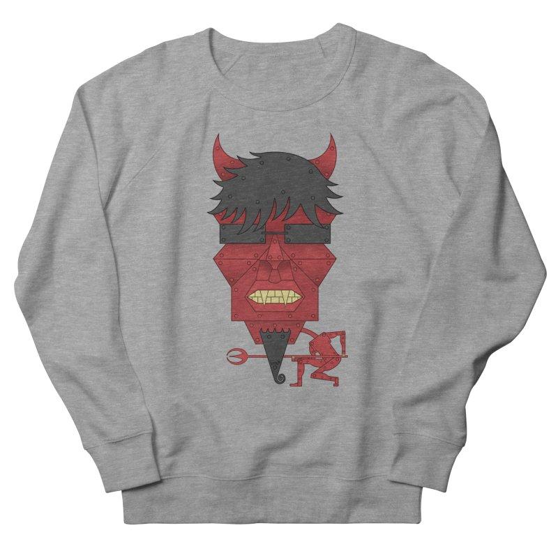 The Devil Men's Sweatshirt by brettgilbert's Artist Shop