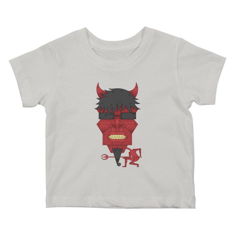 The Devil Kids Baby T-Shirt by brettgilbert's Artist Shop
