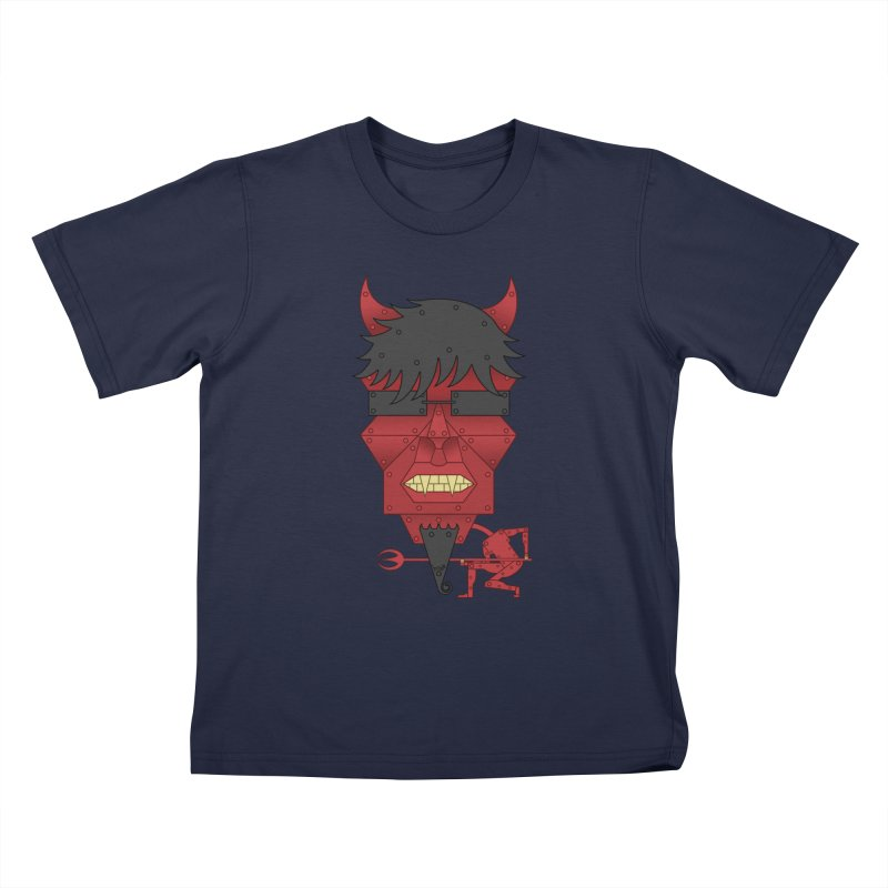 The Devil Kids T-Shirt by brettgilbert's Artist Shop