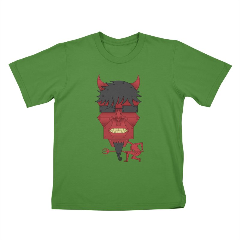 The Devil Kids T-Shirt by brettgilbert's Artist Shop