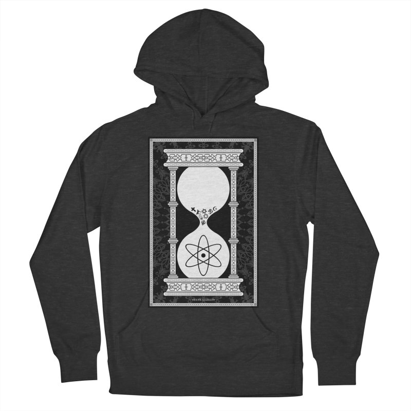 Religion's Time Is Running Out Women's French Terry Pullover Hoody by brettgilbert's Artist Shop