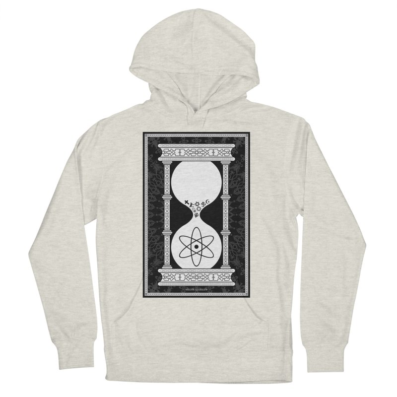 Religion's Time Is Running Out Women's Pullover Hoody by brettgilbert's Artist Shop