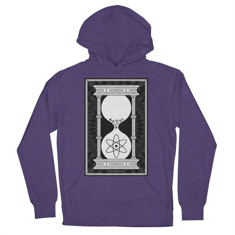 Religion's Time Is Running Out Men's Pullover Hoody by brettgilbert's Artist Shop