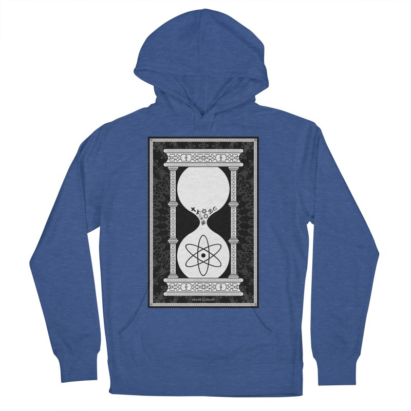 Religion's Time Is Running Out Men's French Terry Pullover Hoody by brettgilbert's Artist Shop