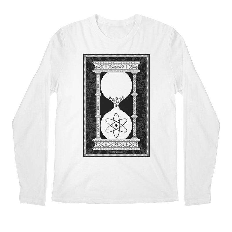 Religion's Time Is Running Out Men's Longsleeve T-Shirt by brettgilbert's Artist Shop
