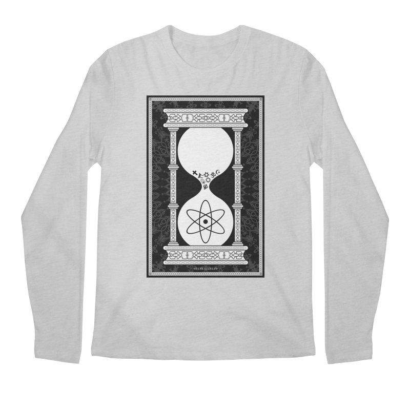 Religion's Time Is Running Out Men's Regular Longsleeve T-Shirt by brettgilbert's Artist Shop