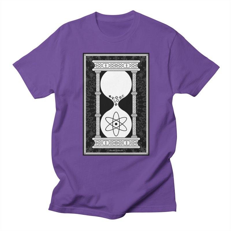 Religion's Time Is Running Out Men's T-Shirt by brettgilbert's Artist Shop