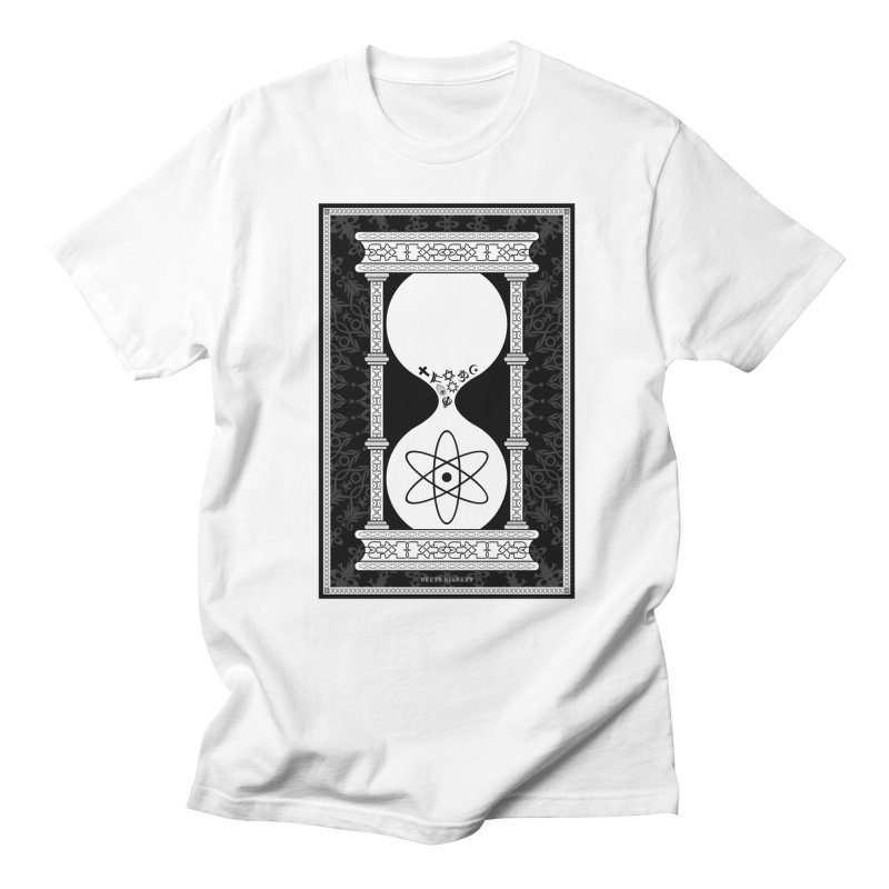 Religion's Time Is Running Out Men's T-shirt by brettgilbert's Artist Shop