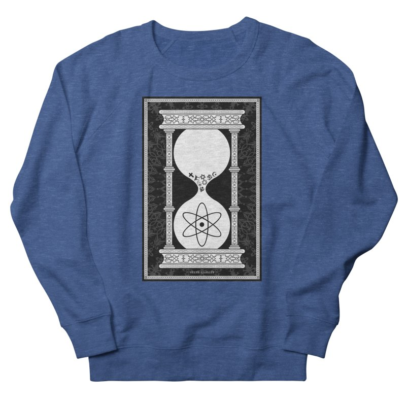Religion's Time Is Running Out Women's French Terry Sweatshirt by brettgilbert's Artist Shop