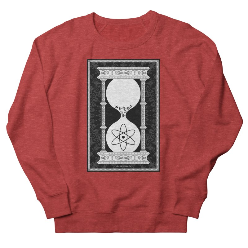 Religion's Time Is Running Out Women's Sweatshirt by brettgilbert's Artist Shop