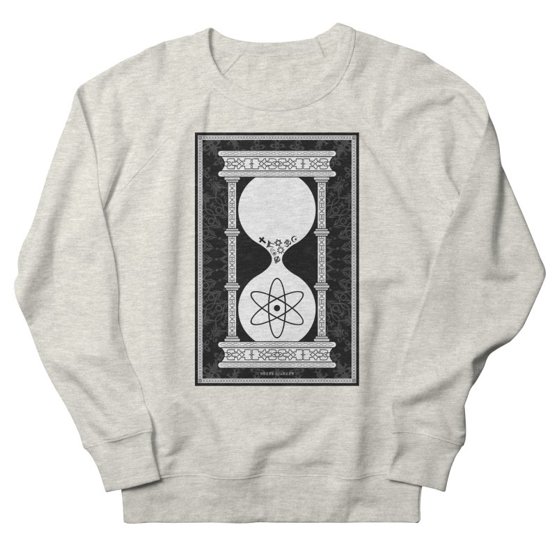 Religion's Time Is Running Out Women's Sweatshirt by brettgilbert's Artist Shop