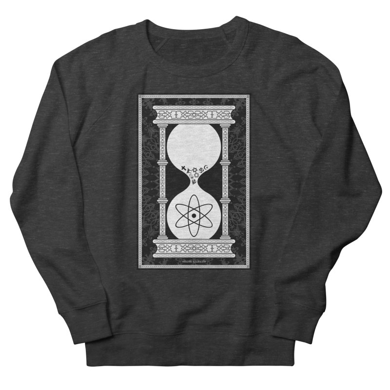 Religion's Time Is Running Out Men's French Terry Sweatshirt by brettgilbert's Artist Shop