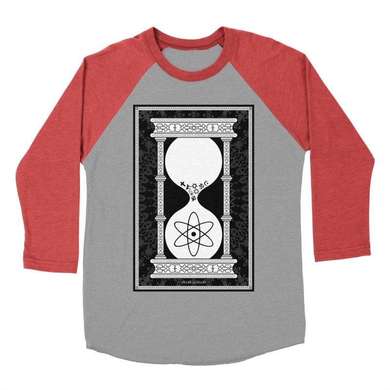 Religion's Time Is Running Out Women's Baseball Triblend T-Shirt by brettgilbert's Artist Shop