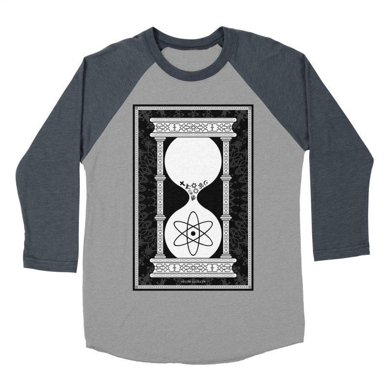 Religion's Time Is Running Out Women's Baseball Triblend Longsleeve T-Shirt by brettgilbert's Artist Shop