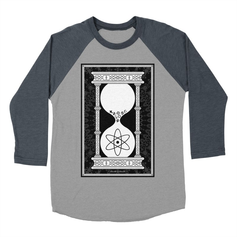 Religion's Time Is Running Out Men's Baseball Triblend T-Shirt by brettgilbert's Artist Shop